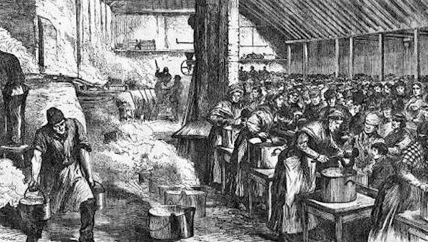 Facts About Soup Kitchens In The Famine
