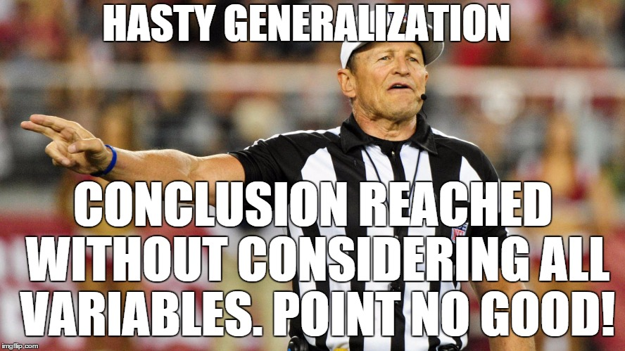Image result for fallacy refs